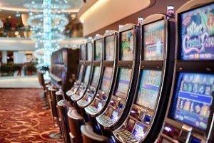 Sala de máquinas de juego